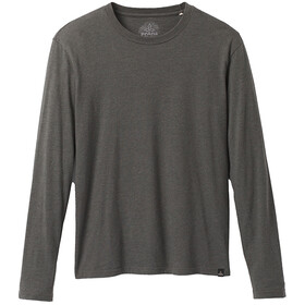 Prana LS T-Shirt Men, gris